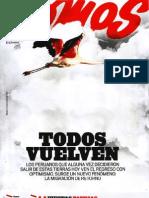 El Futuro Diferente. La otra historia del Perú / Somos (Lima, 28 de Julio 2012)