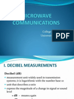 Microwave Comms Final