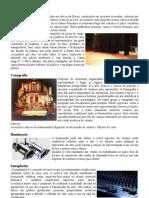 Teatro - Biblioteconomia