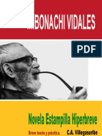 Mibonachi Vidales o Novela Estampilla Hiperbreve