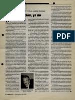 16-01-2000 Corrupción, ya no