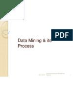 DataMining Process 17.03.12