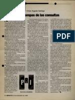 12-12-1999 Las trampas de las consultas