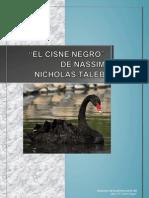 RESUMEN DE LOS 6 CAPITULOS DEL LIBRO EL CISNE NEGRO DE NASSIM NICHOLAS TALEB