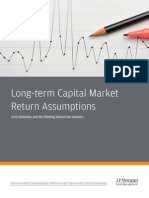 Long-Term Capital Market Return Assumptions - 2012 Paper