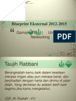 Presentasi Blueprint Eksternal