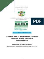 Cours Geologie Historique Version-2012