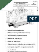 Rexroth Cilindro Hidraulico CD160_CG160