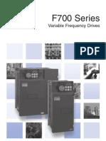 F700 Pocket Guide 2006-05