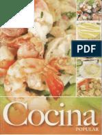 Cocina Popular - Pescados y Mariscos