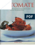 La Tomate, 160 Delicieuses Recettes, Christine France