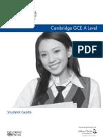 A Level Handbook
