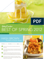 Betty Crocker Best of Spring 2012