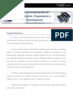 Servicios Empresariales Optimizacion Programacion Personalizacion