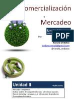 Comercializacion Mercadeo Unidad II