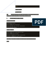 DHCP en Router