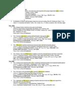 List of Paper Last 3 Yr