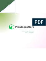 Plantscrafters - A Social Enterprise Pitch