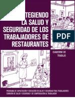 Restaurant Workbook Span
