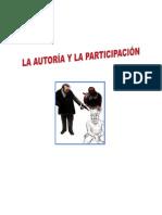 La Autoría y Participación