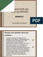 Ecoquartier _Guide Checklist