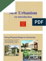 New Urbanism _principes & références