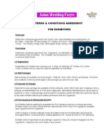AWF Exhibitor Terms Conditions Agreement