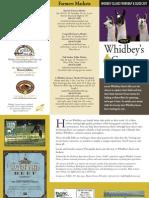 Whidbey Island Farm Map 2011