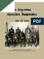 1907 Thilo Von Trotha Die Neugestaltung Des Russ