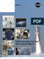 NASA Sounding Rockets Annual Report 2011