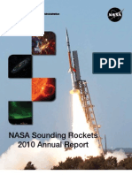 NASA Sounding Rockets Annual Report 2010 Web