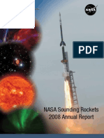 NASA Sounding Rockets Annual Report 2008 Web
