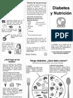 Nutricion y Diabetes