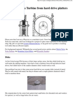 Tesla Turbine _ Bladeless Disk Turbine (Site)