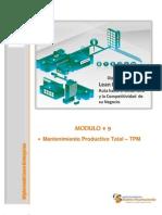 Material de Apoyo Módulo 9 - Mantenimiento Productivo Total -TPM (Autoguardado)
