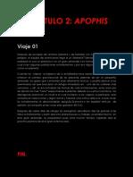Capitulo 2 Apophis