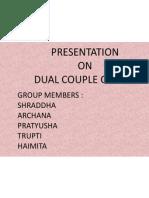 Dual Couple Career