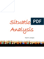Situation Analysis 2