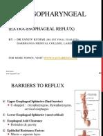 Laryngopharyngeal Reflux 2