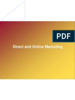 5.Direct and Online Marketing