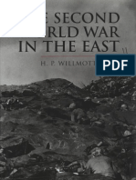 History of Warfare the Second World War in the East the History of Warfare