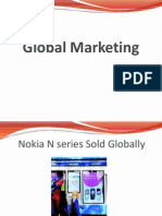 7.Global Marketing