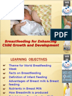 Breastfeeding for Enhancing Child Growth and Development-o