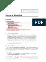 Memoria Dinamica - Lenguaje C