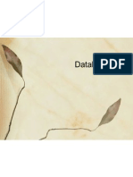 Database Presentation
