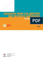 Exercics Pour Amputee