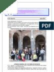 Boletín Pastoral Julio 2012
