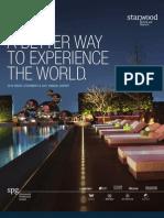 2012 Starwood Proxy Statement & 2011 Annual Report