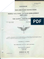 Handbook of Operation and Flight Instructions for the Models B-26, B-26A-B (1942)
