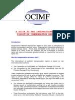 Compensation OCIMF Paper